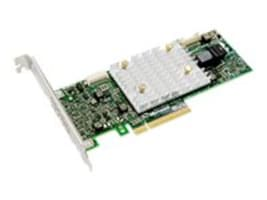 Adaptec 4-Port 12Gbps PCIe Gen3 SAS SATA SmartRAID Adapter, 2294900-R, 34786451, RAID Controllers
