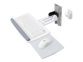 Ergotron Neo-Flex Keyboard Wall Mount, 45-403-062, 17336651, Cart & Wall Station Accessories