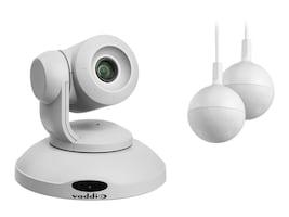 CSAV SYS CEILINGMIC 2 (W O SPKR) WHT, 999-99950-700W, 36731702, Microphones & Accessories