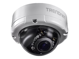 TRENDnet 4MP PoE IR Indoor Outdoor Dome Camera, TV-IP345PI, 32845340, Cameras - Security