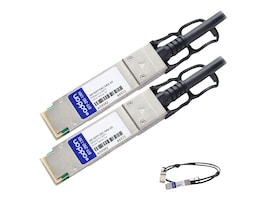 ACP-EP Memory JNP-QSFP-DAC-2MA-AO Main Image from Front
