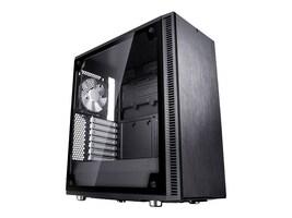 Fractal Design Chassis, Fractal Design Define C TG, FD-CA-DEF-C-BK-TG, 34375564, Cases - Systems/Servers