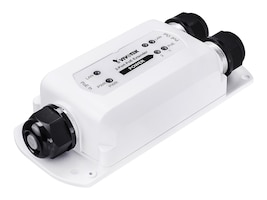 Vivotek 2-Port Outdoor FE PoE Extender, 95 60 30 W, ip67, AP-FXC-0260, 34073021, PoE Accessories