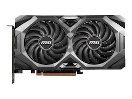 Microstar Radeon RX 5700 XT Mech Overclocked PCIe 4.0 Graphics Card, 8GB GDDR6, R5700XTMHC, 37425117, Graphics/Video Accelerators