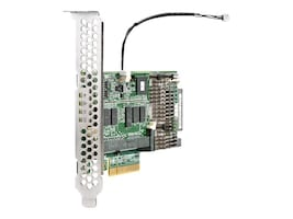 HPE Smart Array P440 4GB FBWC 12Gb 1-port Int SAS Controller, 726821-B21, 17944139, Storage Controllers