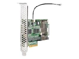 HPE Smart Array P440 4GB FBWC 12Gb 1-port Int SAS Controller, 726821-B21, 17944139, Storage Controllers