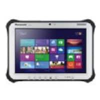 Open Box Panasonic Toughpad FZ-G1 vPro Core i5-4310U 2.0GHz 256GB 10.1 WUXGA MT+Digitizer W8.1P, FZ-G1F18JFBM, 35394863, Tablets