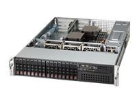 Supermicro CSE-213AC-R920WB Main Image from Right-angle