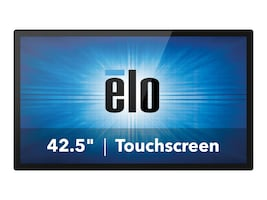 ELO Touch Solutions 4343L LED Monitor 43 FHD MT, E220574, 34592438, Monitors - Large Format