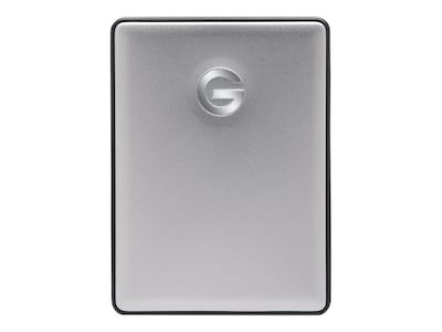 G-Technology 2TB G-DRIVE mobile USB 3.1-C Portable Hard Drive - Space Gray, 0G10317, 35782137, Hard Drives - External