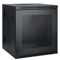 Scratch & Dent Tripp Lite SmartRack 12U Wall Mount Rack Enclosure Cabinet, SRW12US, 35188066, Racks & Cabinets