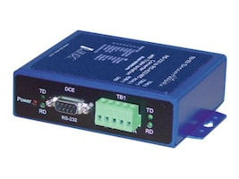 B&B Electronics Heavy Industrial RS-232 to RS-422 485, Isolated Converter, 485DRCI-PH, 14477547, Adapters & Port Converters