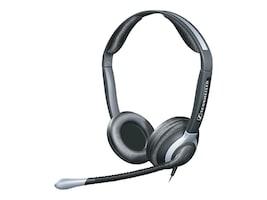 Sennheiser CC 550 Binaural Premium Headset, 005361, 16182371, Headsets (w/ microphone)