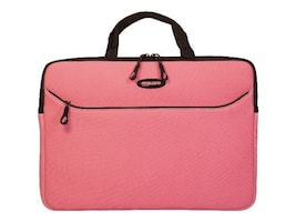 Mobile Edge SlipSuit for 17 MacBook Pro Edition - Pink, MESSMX-17, 7890659, Carrying Cases - Notebook
