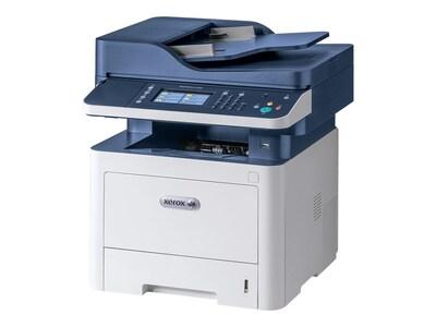 Xerox WorkCentre 3335 DNI Monochrome Multifunction Printer, Instant Rebate - Save $50, 3335/DNI, 32627001, MultiFunction - Laser (monochrome)