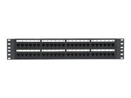 Panduit 48 port110-MOD 8W8P, NK5EPP48P, 15445361, Patch Panels