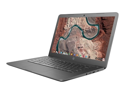 HP Chromebook 14-CA020NR Celeron N3350 4GB Chrome OS, 3GY42UA#ABA, 35074894, Notebooks