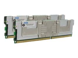 Edge 16GB PC2-5300 240-pin DDR2 SDRAM DIMM Kit, PE21735802, 8870449, Memory