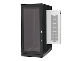 Black Box NETWORKING CABINET WITH AC, CC24U6000M64023, 37543017, Rack Mount Accessories
