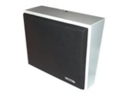 Valcom IP Wall Speaker Assembly - Gray w  Black Grille, VIP-410A-IC, 17513304, Speakers - Audio