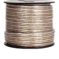 Steren Steren 12-Gauge Speaker Wire, Spooled, 100ft, 255-512, 9528071, Cables