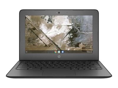 HP Chromebook 11A G6 EE 1.6GHz A4 11.6in display, 6KJ19UT#ABA, 36626435, Notebooks