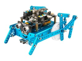 Makeblock mBot Add-on Pack - Six-legged Robot, 98050, 33688331, STEAM Toys & Learning Tools
