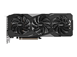 Gigabyte Tech GeForce RTX 2070 PCIe 3.0 x16 Overclocked Graphics Card, 8GB GDDR6, GV-N2070GAMING OC-8GC, 36238900, Graphics/Video Accelerators