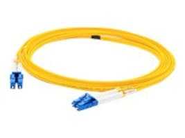 ACP-EP Fiber Patch Cable, LC-LC, 9 125, Singlemode, Duplex, 3m, ADD-LC-LC-3M9SMF, 14483453, Cables