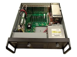 Black Box Chassis, Radian Video Wall Processor Expansion Chassis 11xPCIe x8 slots 800W, VWX-2110, 36582962, Cases - Systems/Servers