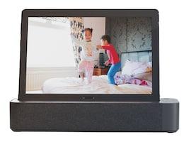 Lenovo Bundle Smart Tab P10 Snapdragon 450 1.8GHz 3GB 32GB ac BT FR 2xWC 10.1 FHD MT Android 8.1 w Dock, ZA440145US, 36600551, Tablets