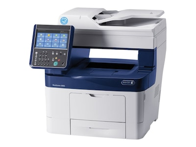 Xerox WorkCentre 3655i X Multifunction Printer, 3655I/X, 31096130, MultiFunction - Laser (monochrome)
