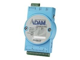B+B SmartWorx 15-Channel Isolated Digital I O Real-time EtherNet IP Module, ADAM-6150EI-AE, 33746028, Network Device Modules & Accessories