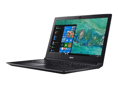 Acer Aspire 3 A315-53-30BS Core i3-8130 2.2GHz 4GB 1TB+16GB ac 15.6 HD W10H64, NX.H37AA.001, 36347735, Notebooks