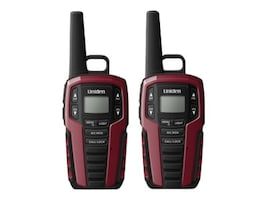 Uniden GMRS FRS RADIO 32-Mile Two Way Radio w  121 Privacy Codes & Weather Alert, SX327-2CKHS, 34077188, Two-Way Radios