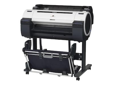 Canon imagePROGRAF iPF670 24 Large-Format Inkjet Printer w  Stand, 9854B002AB, 33795508, Printers - Large Format