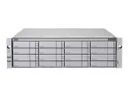 Promise FileCruiser VR2600 3U 16-Bay FC 8Gb sx2 + 1Gb iSCSIx4 Storage w  3TB SAS Nearline Hard Drives, VR2600FISAME, 17065724, SAN Servers & Arrays
