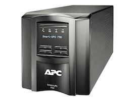 APC Smart-UPS 750VA 120V, LCD, SmartConnect UPS, Instant Rebate - Save $52, SMT750C, 34374916, Battery Backup/UPS