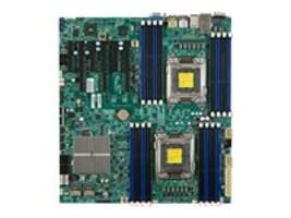 Supermicro Motherboard, EATX DP C602 C606 16D-SATA I350 Dual GBIT, X9DRI-F-O, 13749571, Motherboards
