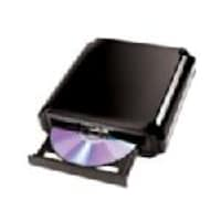 I O Magic 24x DVD+ RW DL USB 2.0 External Drive w  Playback Software, IDVD24DLE, 11980024, DVD Drives - External