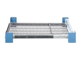 Innovation First 4-Post 22 Sliding Shallow Shelf Medium Duty 95lb Capacity, 115-1772, 33112906, Rack Mount Accessories