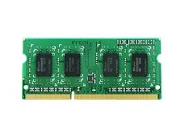 Synology 4GB PC3-14900 DDR3 SDRAM SODIMM, D3NS1866L-4G, 34589554, Memory