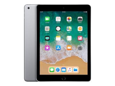 Apple iPad 9.7 32GB, Wi-Fi, Space Gray, MR7F2LL/A, 36364957, Tablets - iPad