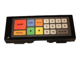 Logic Controls KB900 Touch Bumpbar, USB Cable, KB9000-USB, 33950766, Keyboards & Keypads