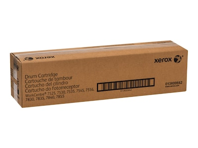 Xerox Print Cartridge for WorkCentre 7525, 7530, 7535, 7545, 7556, 7830, 7835, 7845 & 7855 Series, 013R00662, 16650462, Toner and Imaging Components - OEM