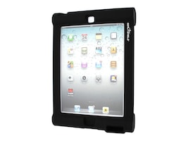 Seal Shield Life Proof Bumper Case for iPad 2 3 4, SBUMPERI3, 17550017, Carrying Cases - Tablets & eReaders