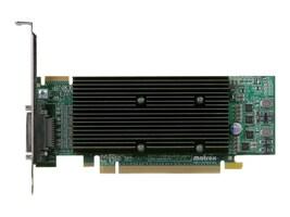 Matrox M9140 LP Quad Head Graphics Card, PCI Express, 512MB, M9140-E512LAF, 8786271, Graphics/Video Accelerators