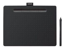 Wacom Small Bluetooth Creative Pen, Black, CTL4100WLK0, 35064071, Pens & Styluses