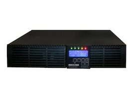 Minuteman 3000 2700 Online Rack Tower UPS, (6) 5-15 20R (1) L5-30R Outlets, EC3000RT2U, 34631417, Battery Backup/UPS