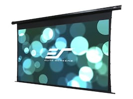 Elite Screens ELECTRIC100HT Main Image from Right-angle